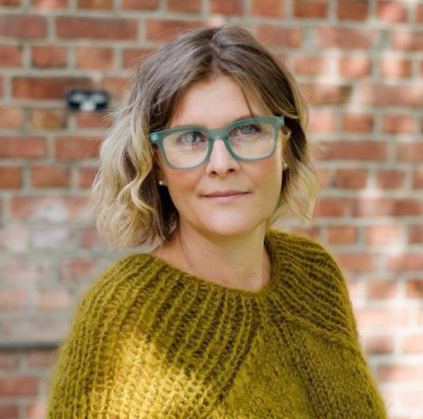 Strikkekafe med Kristin Wiola Ødegård