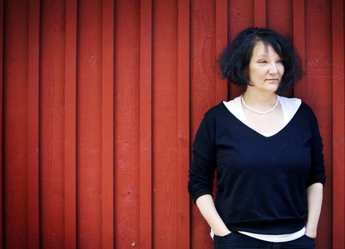 Forfatterkveld med Monika Fagerholm
