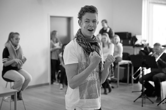 BULT:  Skandinavisk premiere av musikalen 9 TO 5