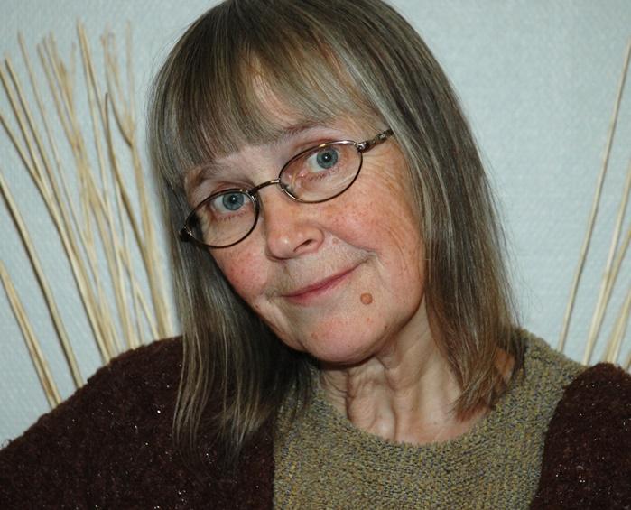 Møt suksessforfatteren Britt Karin Larsen.