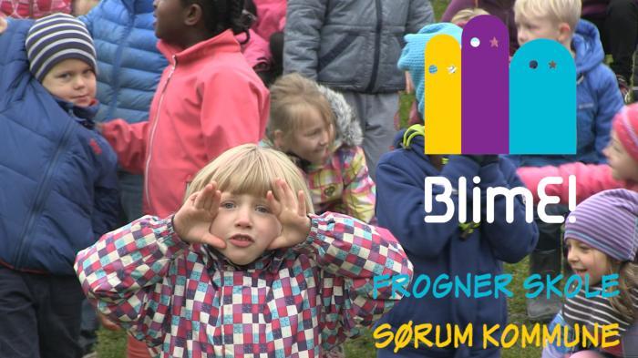 BlimE! 2015 - Frogner Skole