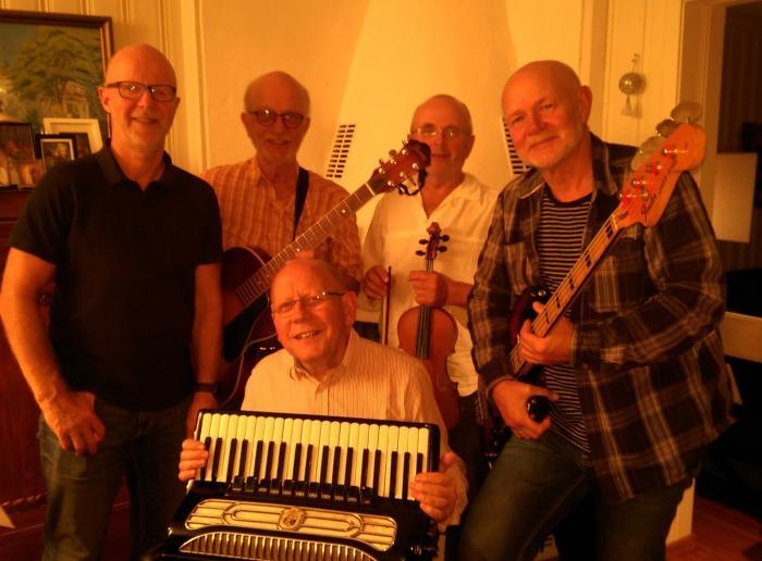 GP Band spiller pop og rock fra 60-tallet