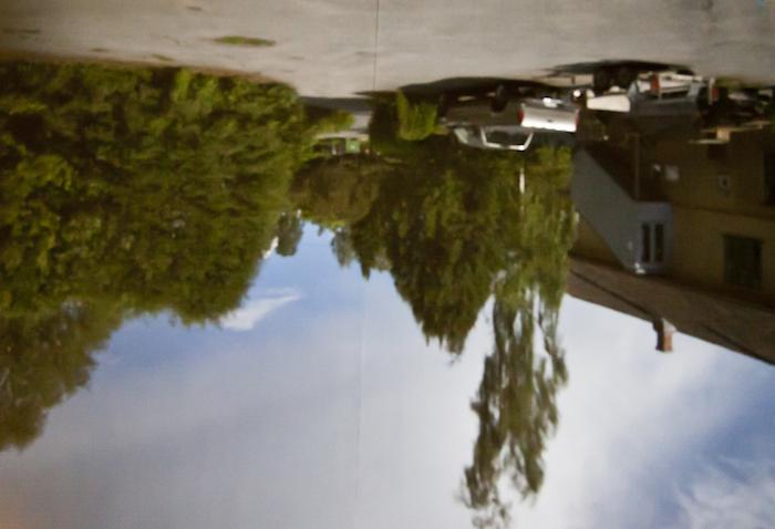 Oppfinnelsen av den lyse dagen (camera obscura)