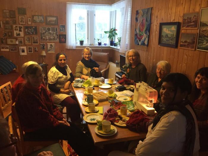 Internasjonal Repair Cafe uke på Sørumsand!
