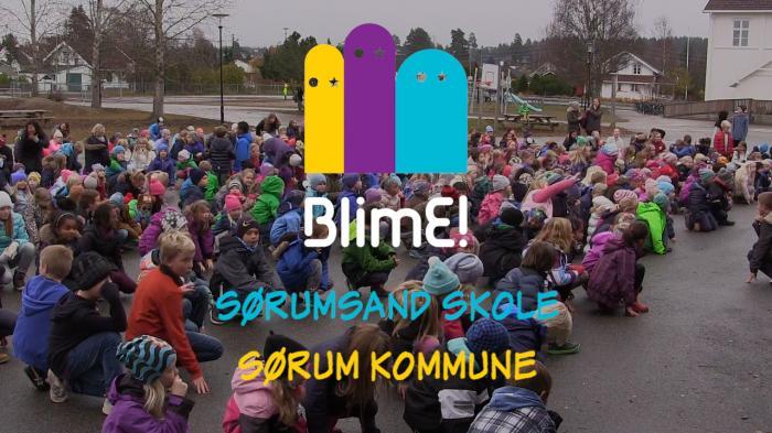 BlimE! 2015 - Sørumsand skole