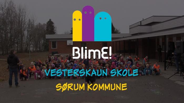Blime! 2015 - Vesterskaun Skole