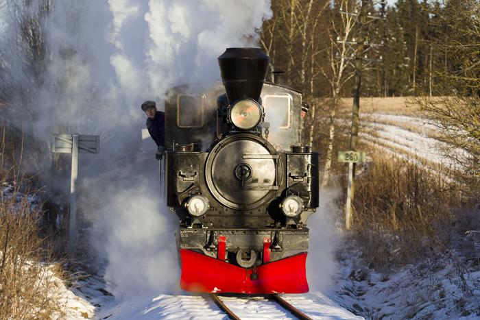 Urskog-Hølandsbanen: Julekjøringen 2013