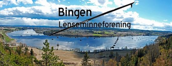Invitasjon til Årsmøte i Bingen lenseminneforening