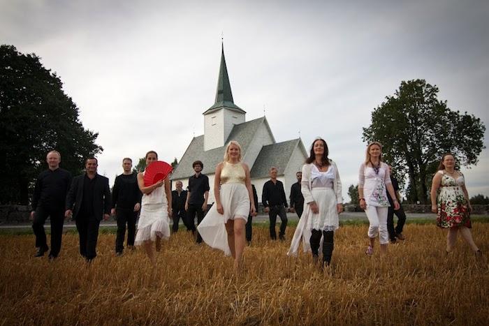 Syrisk musikk møter norske religiøse folketoner i Sørum kirke