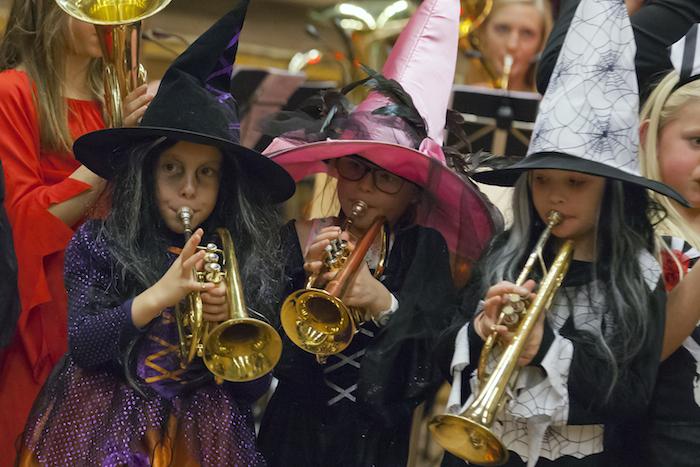 Halloweenkonserten