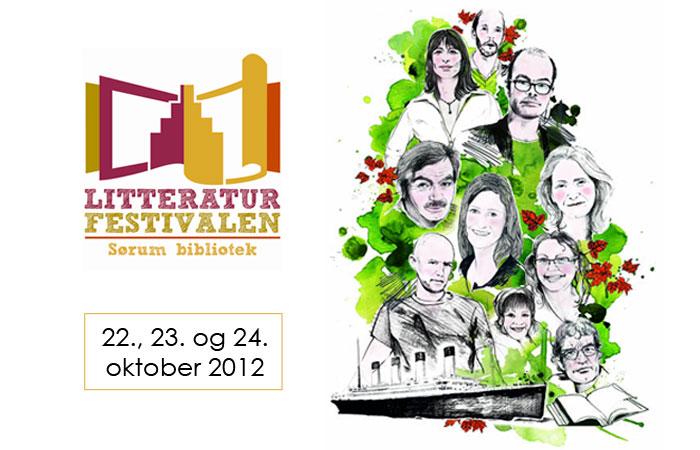 Litteraturfestivalen i Akershus 2012