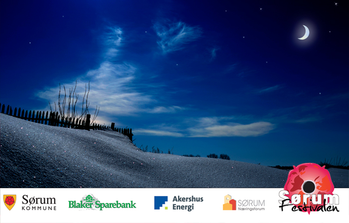 Måneskinnstur/after ski på Arstun vandrerhjem.