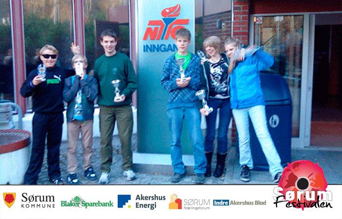 Sjakk – åpent hus for ungdom