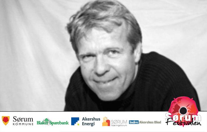 Kåserikveld med Per Arne Dahl