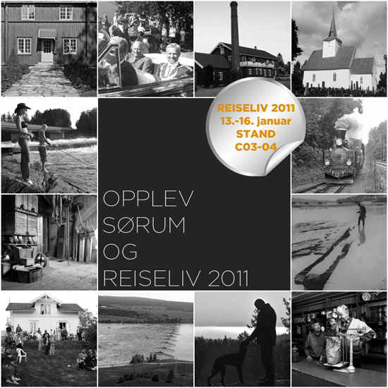 Opplev Sørum - Reiseliv 2011