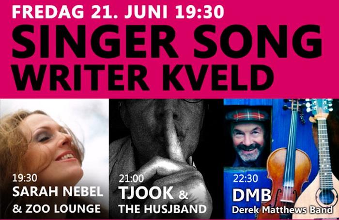 iDAG på Blaker Skanse: Singer/Songwriter kveld