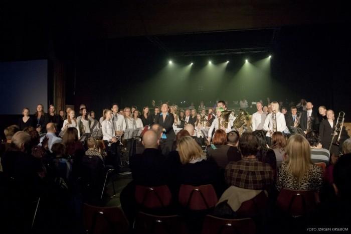 Nyttårskonsert med Sørumsand Skolemusikkorps
