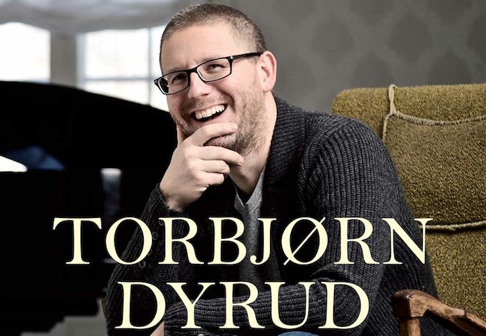 Releasekonsert med Torbjørn Dyrud