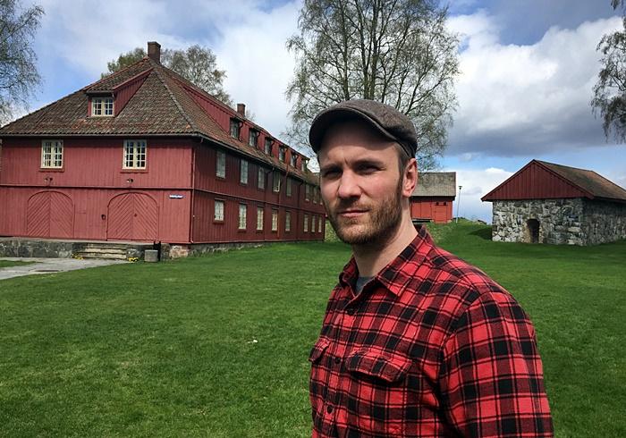 Lokal support for Åge & Sambandet