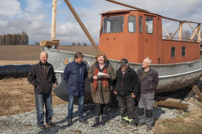 Bingen Lenseminneforening fikk penger fra Norsk Kulturminnefond