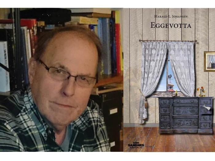 Forfatterkveld med Harald L. Johansen