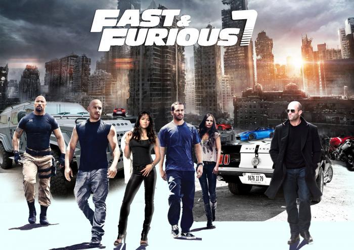 Bygdekino: Fast & Furious 7