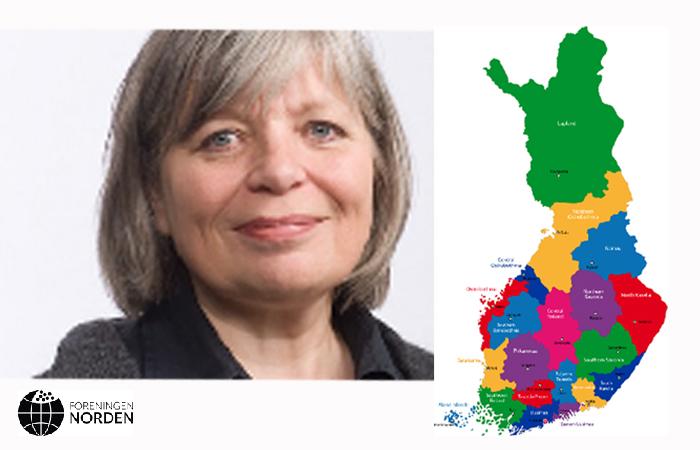 Finland 100 år som sjølstendig stat - Arjo Alho til Sørum