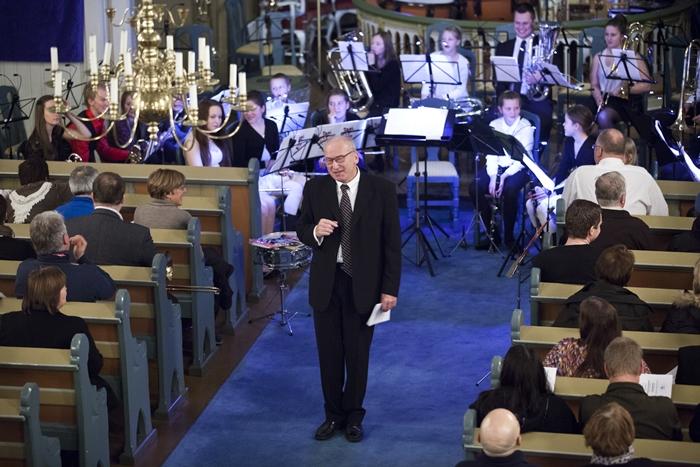 Glommabreddens tradisjonelle kirkekonsert