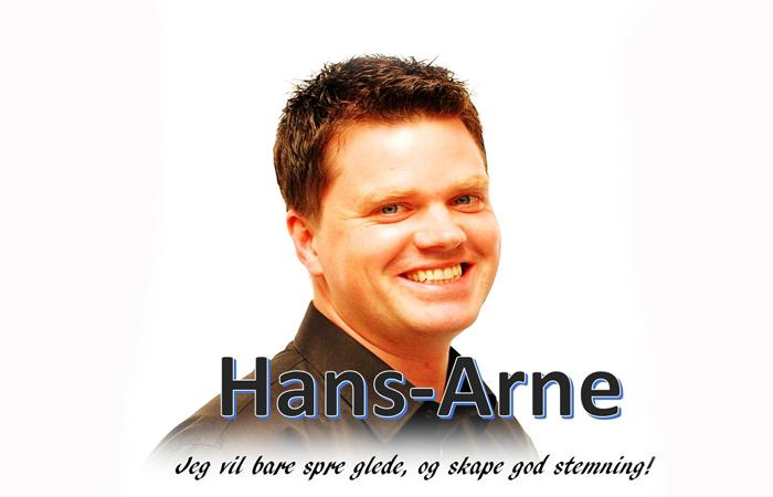 Konserter med Hans-Arne Arntsen