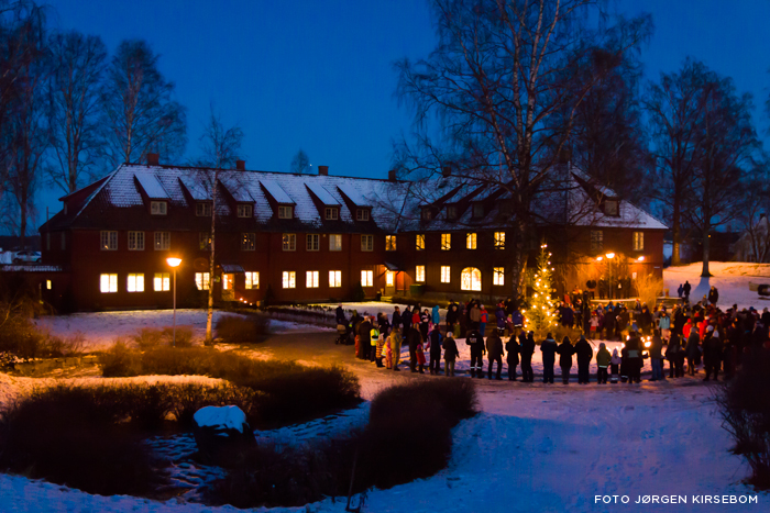 Opplev Jul på Skansen 28. og 29. november 2015
