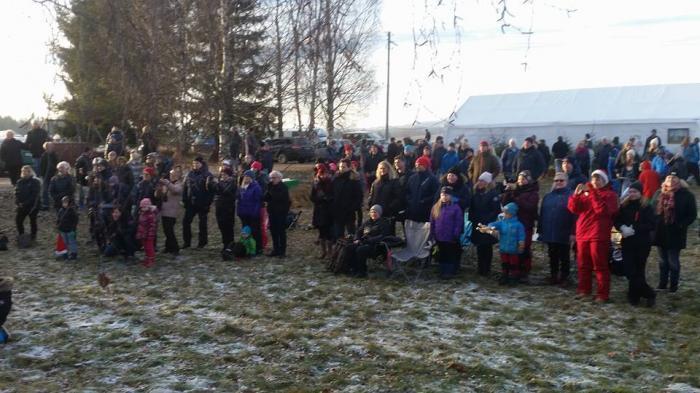 Julemarked og Familiedag på Vølneberg 10. desember
