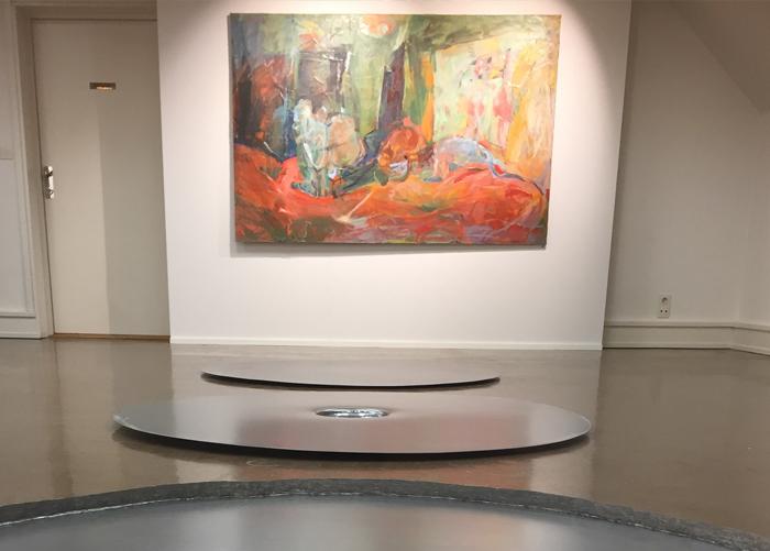 KONGLOMERAT - Ny utstilling i Galleri Blaker Skanse