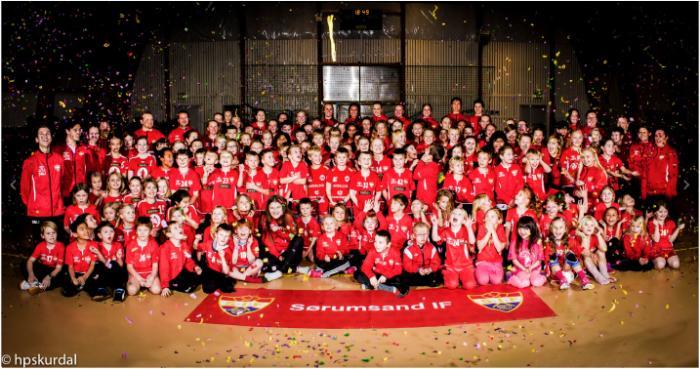 Familiefest i idrettsparkent - SIF 100 år