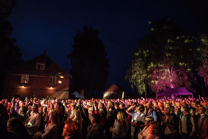 Sommerfest på Blaker Skanse 2017