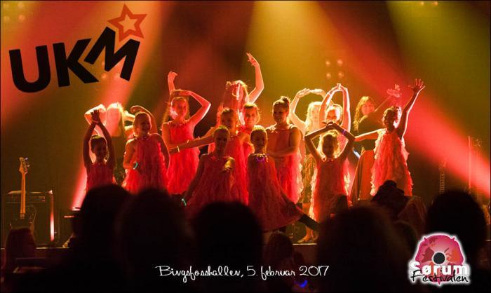 Velkommen til UKM - Ung Kultur Møtes.