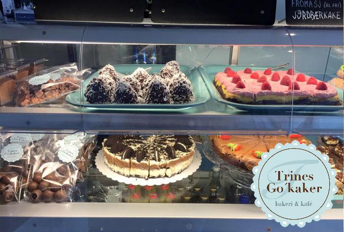 Trines Go'kaker holder åpent alle søndager i advent