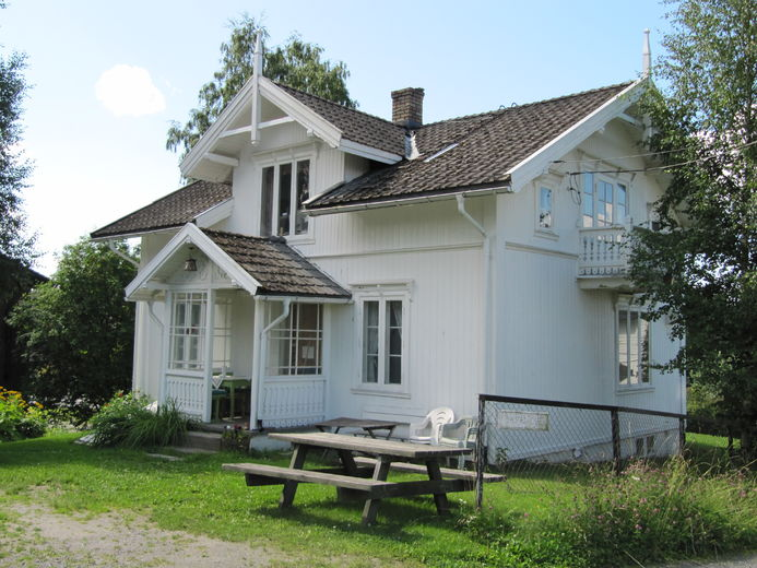 Åpen Cafe på Valstad Cafe søndag 3. september