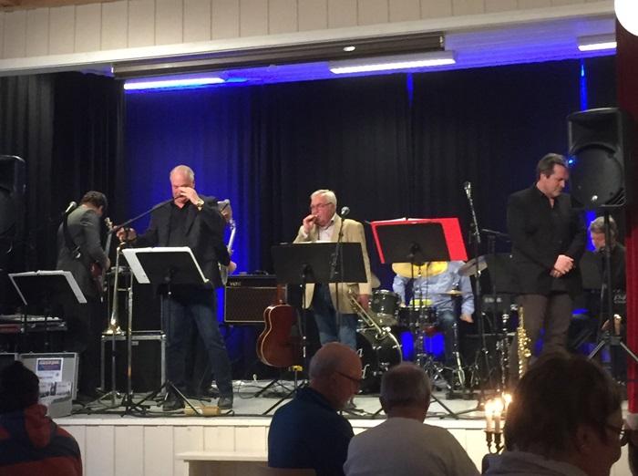 Vellykket Gla'jazz på Teten